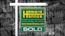 Howard Hanna Sold Sign