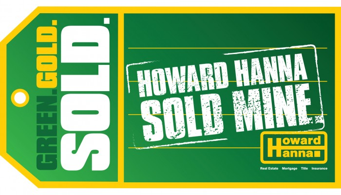 Green. Gold. SOLD!