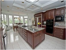 Homes of Distinction Kitchen