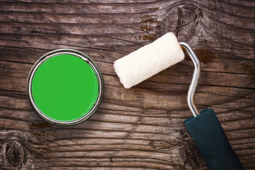 Nothing makes your home look more dated and un-kept than old, peeling paint. Applying a fresh, modern color of paint to your home's exterior makes a world of difference in terms of curb appeal.