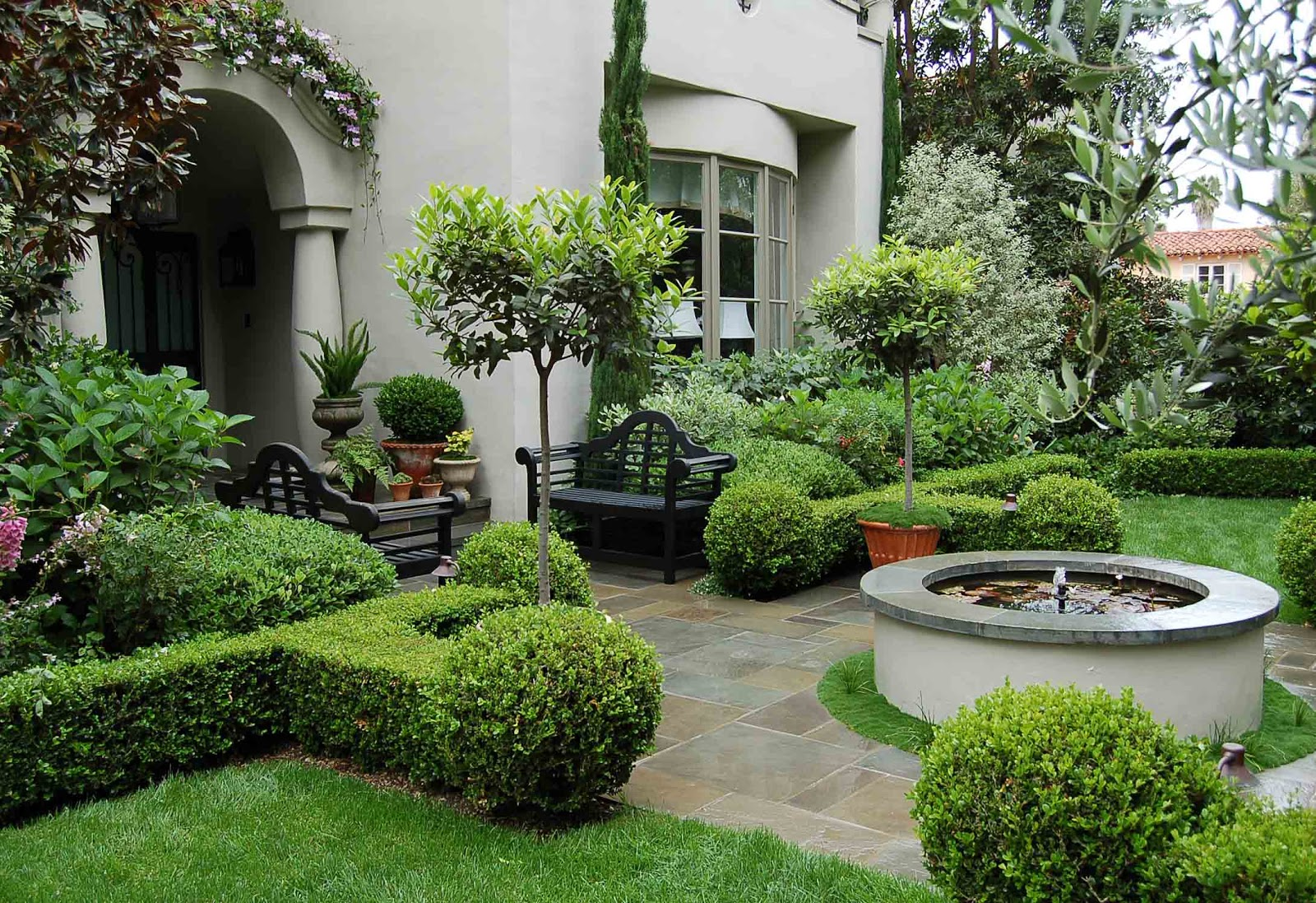 Real estate glossary volume 4 landscape design styles for Garden design ideas blog