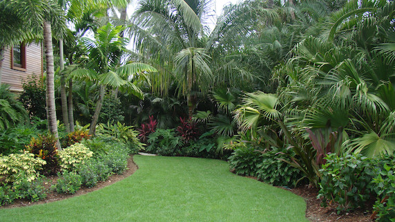 Real estate glossary volume 4 landscape design styles for Florida backyard landscaping ideas