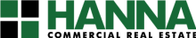 Hanna Commercial Real Estate Logo