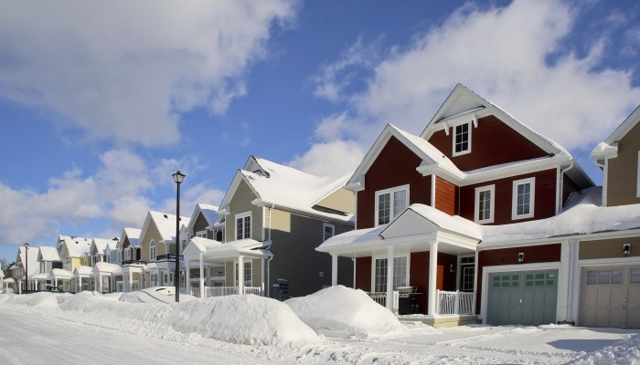 Winterizing your First Home