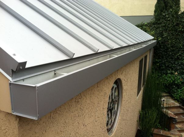 Metal Roof - source www.anrroofing.net