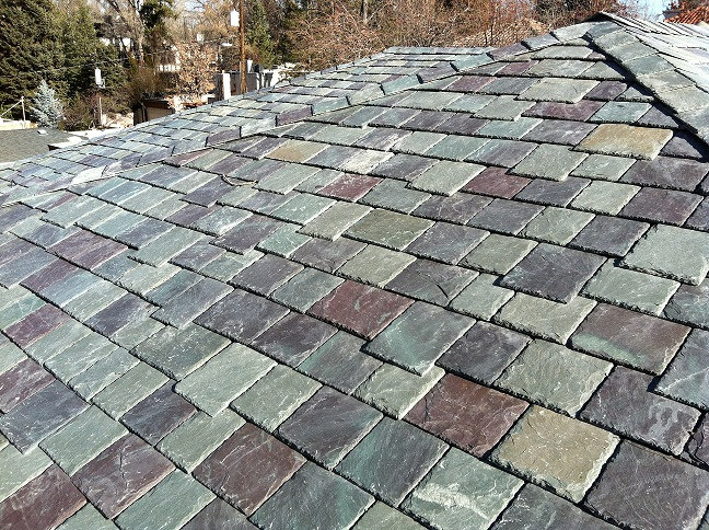 slate roof - source www.slatetec.net