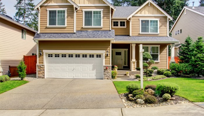 Imporve curb appeal