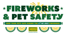 Fireworks and Pet safety