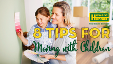 8 Tips for Moving with Children