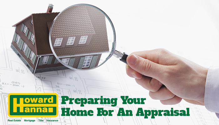 Preparing your Home for Appraisal