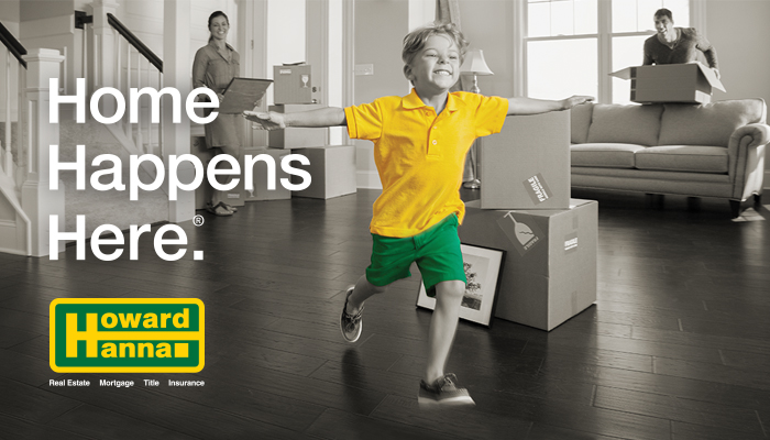 Home Happens Here Campaign