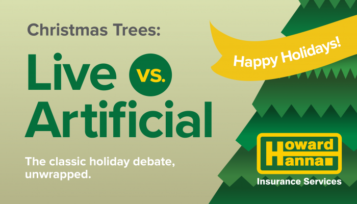 Christmas Trees: Live vs. Artificial