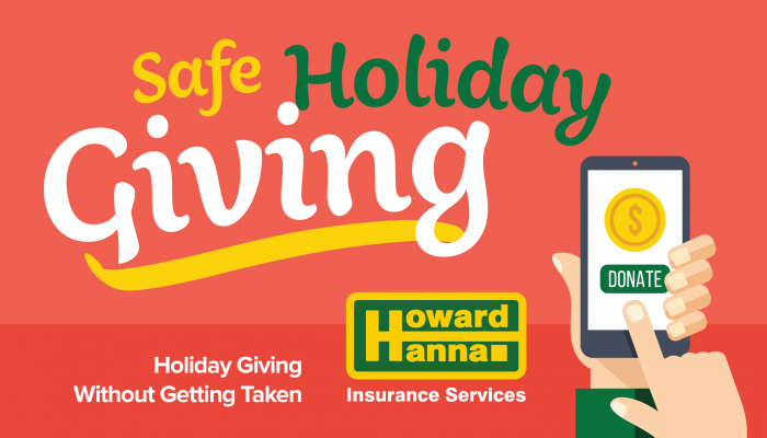 Safe Holiday Giving