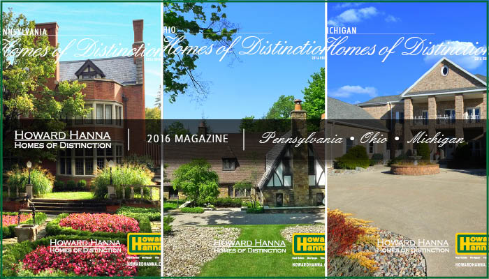 Homes of Distinction Magazine
