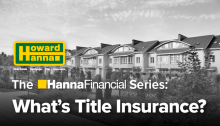 What's Title Insurance