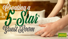 Creating a Five-Star Guest Room