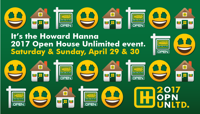 Howard Hanna Open House 2017 Event