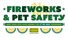 Pet Safety and Fireworks