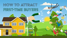 How to attract first time buyers