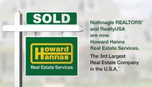 Nothnagle and Realty USA are now Howard hanna