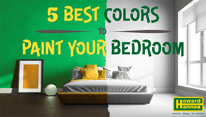 Cool 5 Best Colors To Paint Your Bedroom For A Good Nights Rest Interior Design Ideas Clesiryabchikinfo