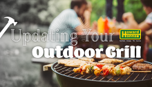 Updating your Outdoor grill