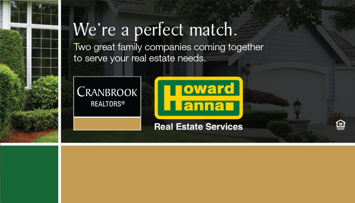 Cranbrook Realtors joins Howard hanna