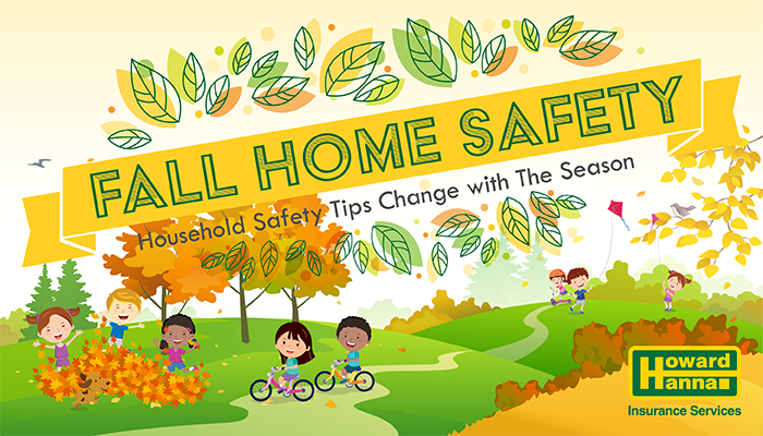 Fall Home Safety