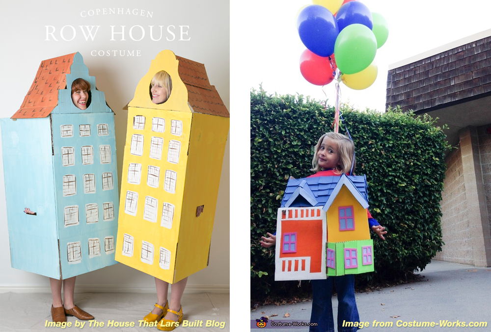 house-costumes