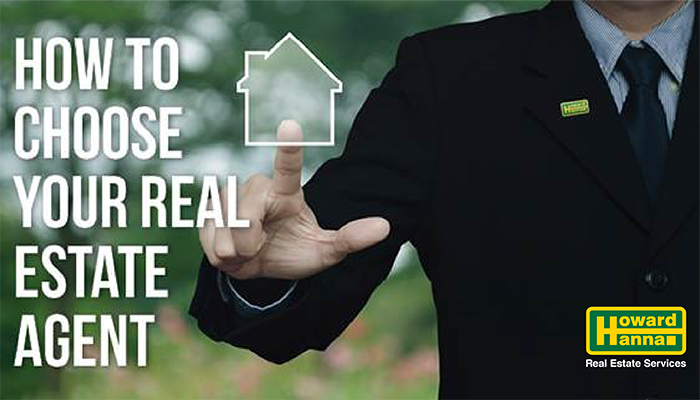 How to choose your real estate agent