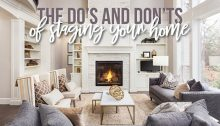 Dos And Dont's for staging your Home