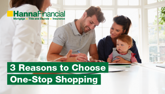 3 reasons to choose one-stop shopping