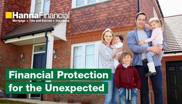 Financial Protection For the Unexpected