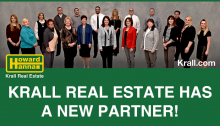 Krall Real Estate joins Howard Hanna