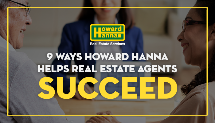 9 ways Howard Hanna Helps Real Estate Agents Succeed