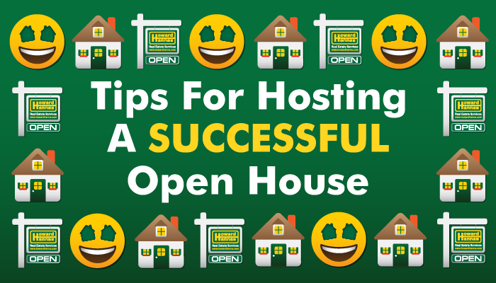 Tips for Hosting a Successful Open House