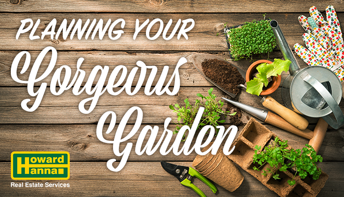 Planning your Gourgeous Garden