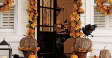 Halloween Porch Image | Howard Hanna