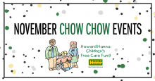 Chow Chow Events November 2018