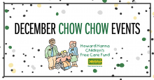 December Chow Chow Events