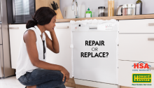 repair or replace appliances in your new home