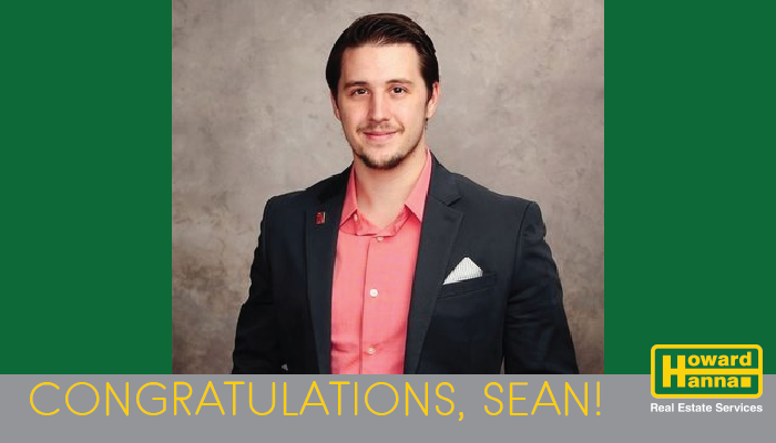 Congratulations Sean Anthony