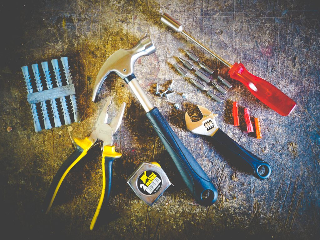 tools for first house