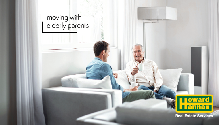 Moving with Elderly Parents