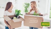 Moving with Teens