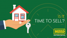 Is It Time to Sell Your House