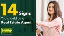 14 signs you should consider a career in real estate