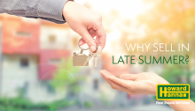 Blog Graphic - Why Sell Your Home in Late Summer-01
