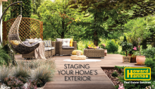 Staging Your Home's Exterior to Sell Your Home