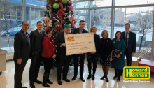 howard hanna buffalo children's free care fund donation